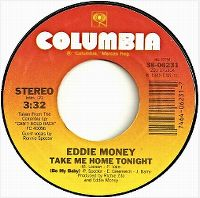 Cover Eddie Money - Take Me Home Tonight