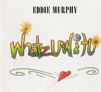 Cover Eddie Murphy - Whatzupwitu