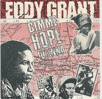 Cover Eddy Grant - Gimme Hope Jo'anna