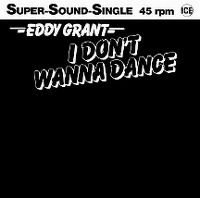 Cover Eddy Grant - I Don't Wanna Dance
