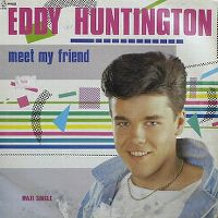 Cover Eddy Huntington - Meet My Friend