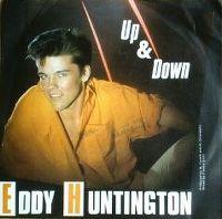 Cover Eddy Huntington - Up & Down