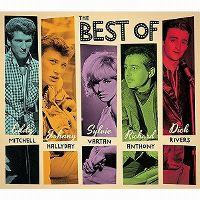 Cover Eddy Mitchell / Johnny Hallyday / Sylvie Vartan / Richard Anthony / Dick Rivers - Best of des légendes yéyés