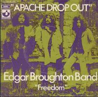 Cover Edgar Broughton Band - Apache Drop Out