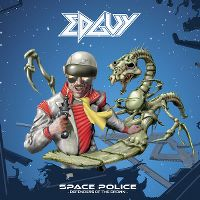 Cover Edguy - Space Police - Defenders Of The Crown