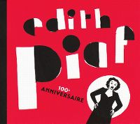 Cover Edith Piaf - 100° anniversaire