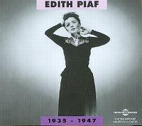 Cover Edith Piaf - 1935 - 1947