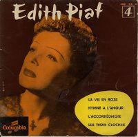 Cover Edith Piaf - La vie en rose