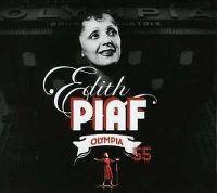 Cover Edith Piaf - Olympia 55
