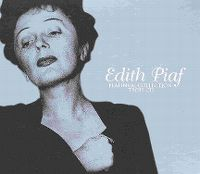 Cover Edith Piaf - Platinum Collection