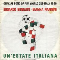Cover Edoardo Bennato & Gianna Nannini - Un'estate italiana