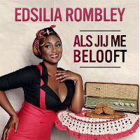 Cover Edsilia Rombley - Als jij me belooft