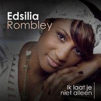 Cover Edsilia Rombley - Ik laat je niet alleen