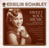 Cover Edsilia Rombley / Metropole Orkest - Sweet Soul Music