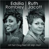 Cover Edsilia Rombley & Ruth Jacott - Uit het oog niet uit mijn hart