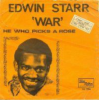Cover Edwin Starr - War