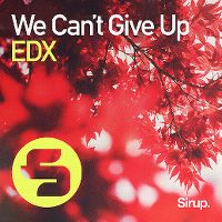 Cover EDX - We Can't Give Up