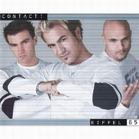 Cover Eiffel 65 - Contact!