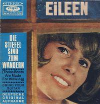 Cover Eileen - Die Stiefel sind zum Wandern