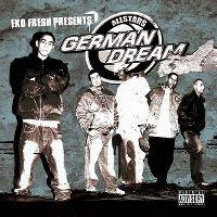 Cover Eko Fresh pres. German Dream Allstars - German Dream Allstars