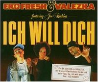 Cover Eko Fresh & Valezka feat. Joe Budden - Ich will dich