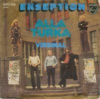 Cover Ekseption - A la Turka
