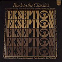 Cover Ekseption - Back To The Classics