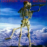 Cover Ekseption - Dance Macabre