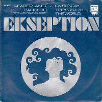 Cover Ekseption - Peace Planet