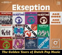 Cover Ekseption - The Golden Years Of Dutch Pop Music