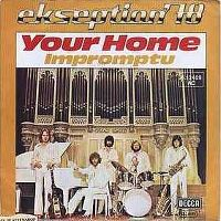 Cover Ekseption - Your Home