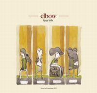 Cover Elbow - Lippy Kids (Live At Rock Werchter 2011)