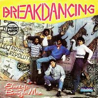 Cover Electric Boogie Men - Breakdancing