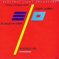 Cover Electric Light Orchestra - Calling America
