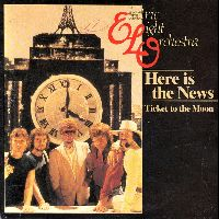 Cover Electric Light Orchestra - Here Is The News