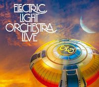Cover Electric Light Orchestra - Live
