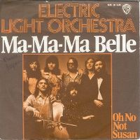 Cover Electric Light Orchestra - Ma-Ma-Ma Belle
