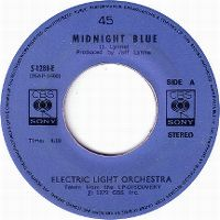 Cover Electric Light Orchestra - Midnight Blue