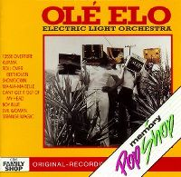 Cover Electric Light Orchestra - Olé ELO