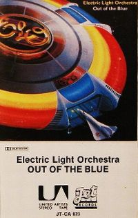Cover Electric Light Orchestra - Out Of The Blue