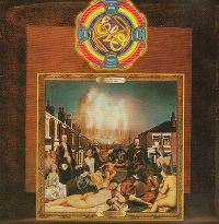 Cover Electric Light Orchestra - Secret Messages