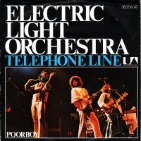 Cover Electric Light Orchestra - Telephone Line