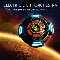 Cover Electric Light Orchestra - The Studio Albums 1973-1977