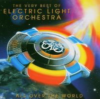 Cover Electric Light Orchestra - The Very Best Of - All Over The World