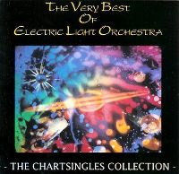 Cover Electric Light Orchestra - The Very Best Of - The Chartsingles Collection
