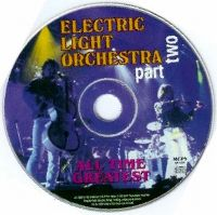 Cover Electric Light Orchestra Part II - All Time Greatest