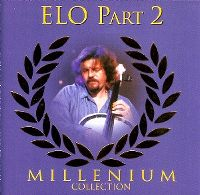 Cover Electric Light Orchestra Part II - Millenium Collection