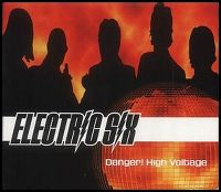 Cover Electric Six - Danger! High Voltage