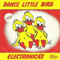 Cover Electronica's - Dance Little Bird