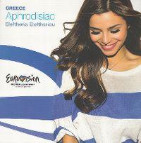 Cover Eleftheria Eleftheriou - Aphrodisiac
